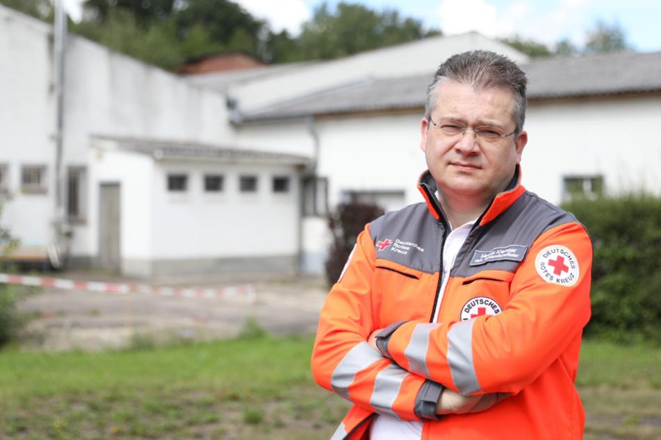 """Sachsens Helfer gehen auf die Barrikaden: """"Es hat sich kaum etwas getan"""""""