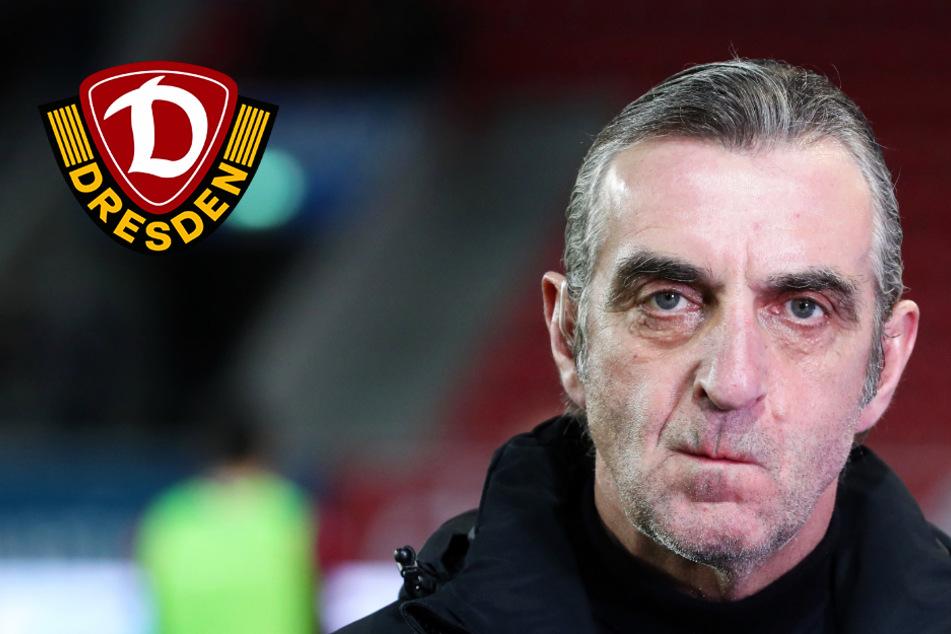 Dynamo-Verlängerung mit Ralf Minge steht weiter in den Sternen!