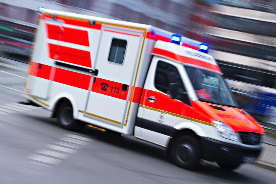 Am Sonntagabend sind in Neubrandenburg drei Menschen beim Zusammenstoß zweier Autos verletzt worden. (Symbolfoto)