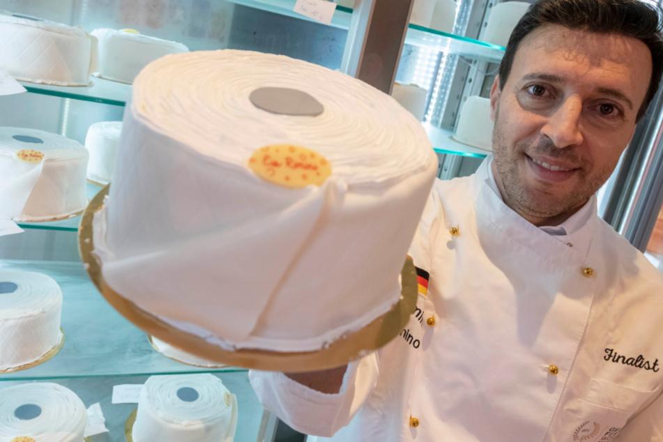 Klopapier-Torte rettet diesem Eiskonditor das Geschäft