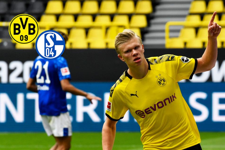 BVB-Gala nach Corona-Pause: Dortmund zerlegt Schalke im Revierderby!