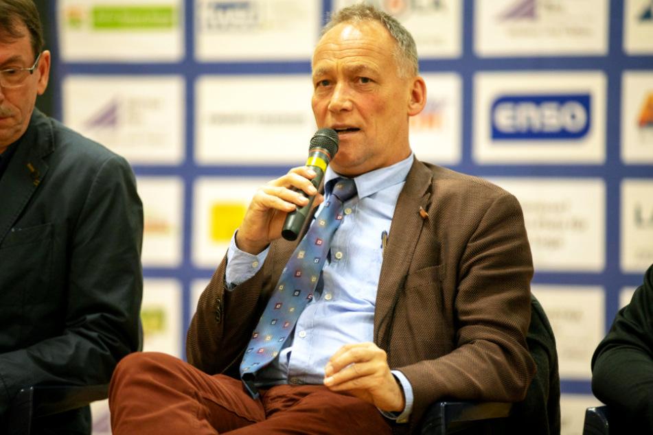 BFV-Präsident Jürgen Neumann.