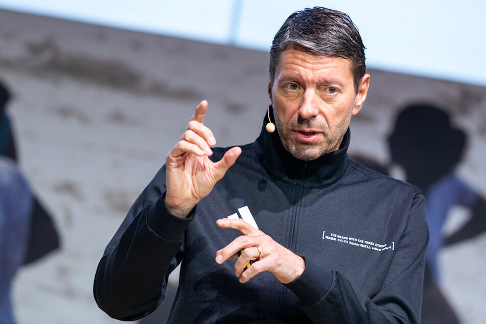 München: Homeoffice-Skeptiker: Deshalb ist Adidas-Chef Rorsted dagegen