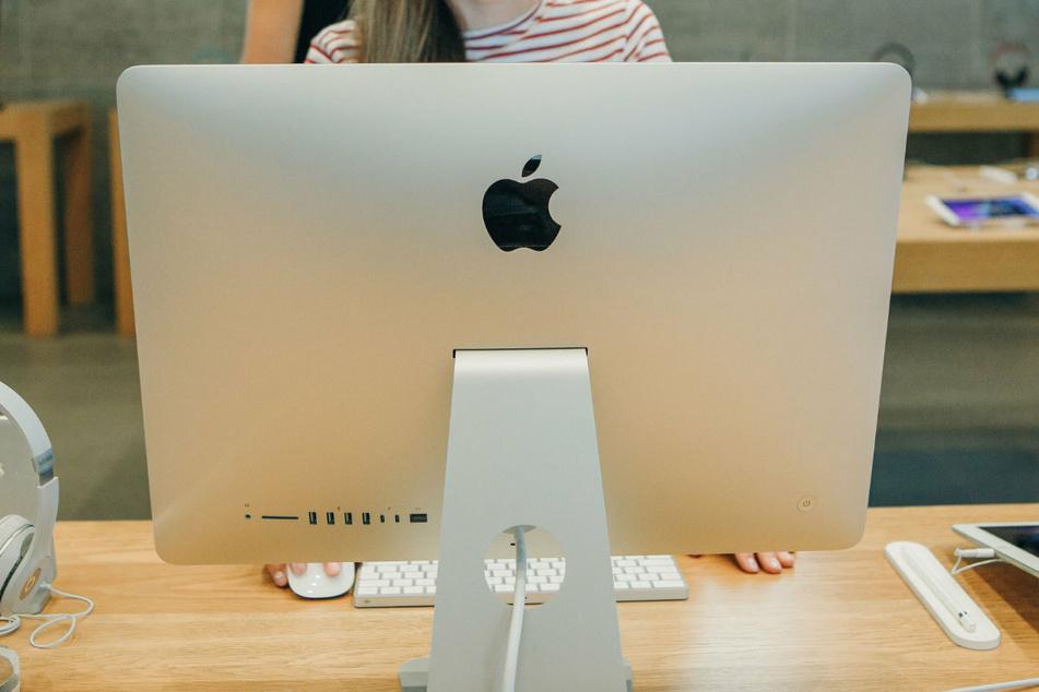 Der iMac Pro in einem Apple-Store. Diesen Rechner soll es schon bald nicht mehr zu kaufen geben.
