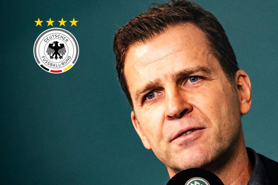 """Oliver Bierhoff verteidigt Bundestrainer Löw, DFB-Team sei """"kein Sauhaufen"""""""