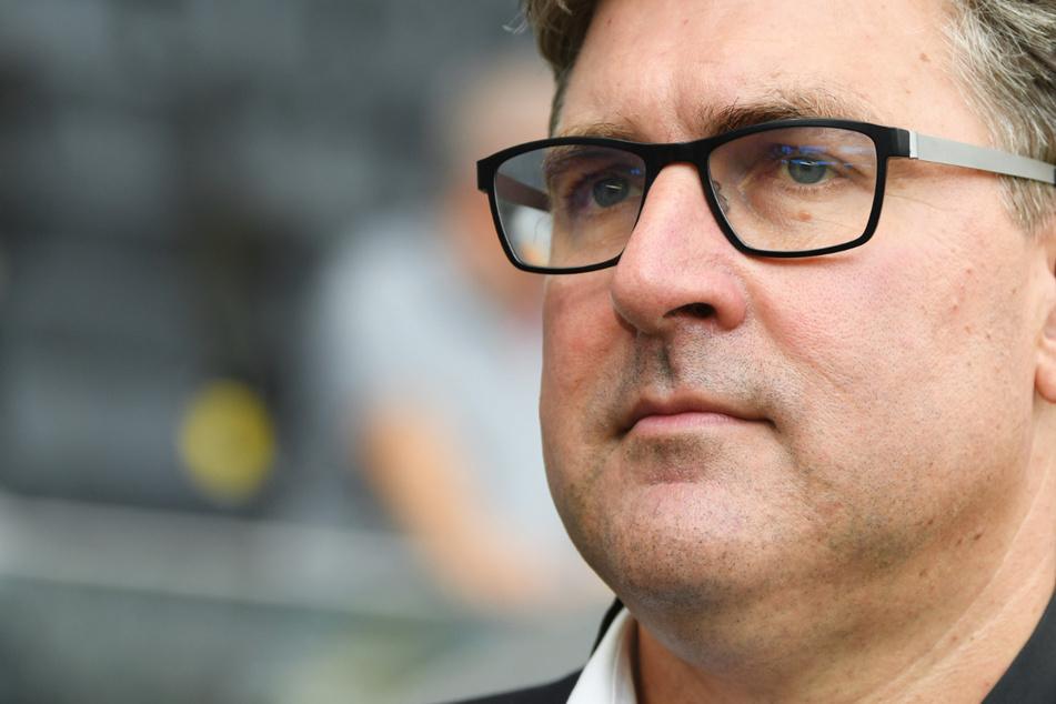 Axel Hellmann (49) soll als Vorstandssprecher der Eintracht Frankfurt Fußball AG die übergeordneten kommunikativen Aufgaben bündeln.