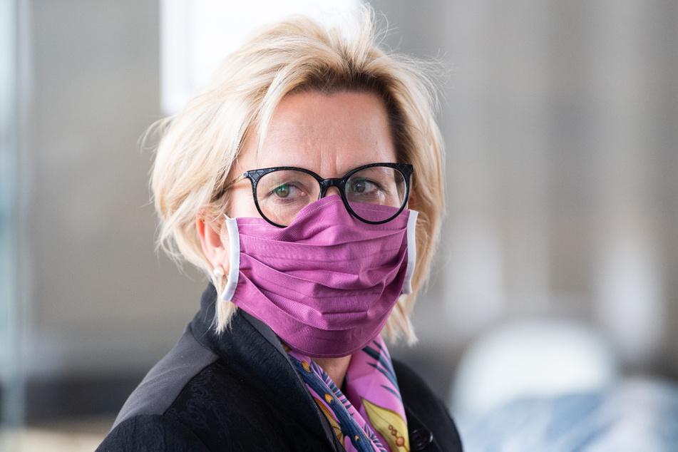 Barbara Klepsch (55, CDU), Kulturministerin des Freistaats Sachsen.