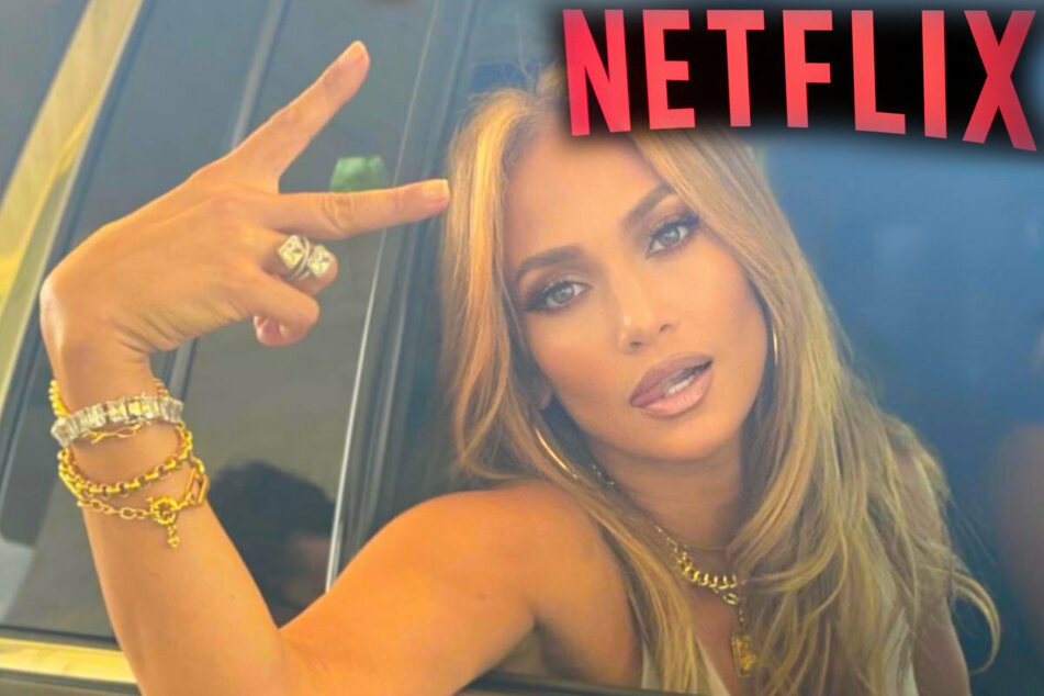 Jennifer Lopez signed a wide-ranging deal with Netflix.