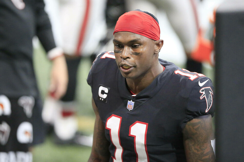 NFL: Julio Jones to join Tennessee Titans from Atlanta Falcons