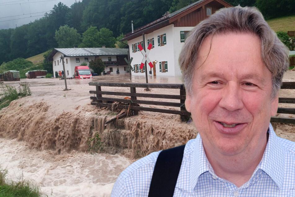 """Kachelmann nach Flutkatastrophe frustriert: """"Es hat sich seither nichts verändert"""""""