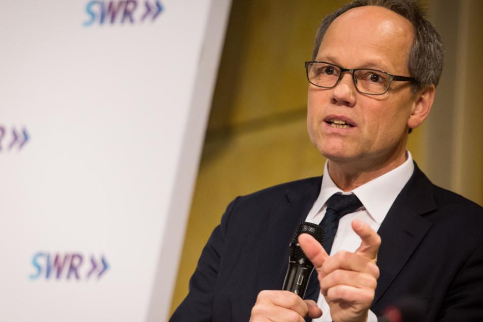SWR-Intendant Gniffke: Stiftungen könnten Pressevielfalt sichern