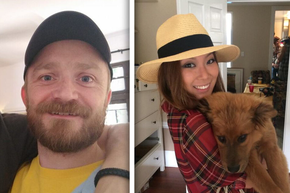 Jonathan Gerrish (45) and his wife Ellen Chung have died while hiking - exactly how they died is still completely unclear.