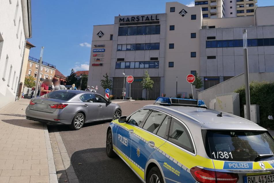 Festnahme in Ludwigsburg geht schief: Polizei schießt, Großeinsatz in der Stadt