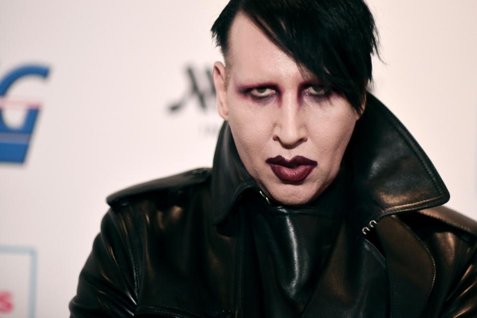 Missbrauchsvorwürfe gegen Marilyn Manson: Jetzt äußert sich der Schockrocker