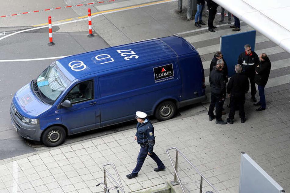 Thomas Drach (60) hatte im März 2019 einen Geldtransporter am Köln/Bonner Flughafen überfallen.