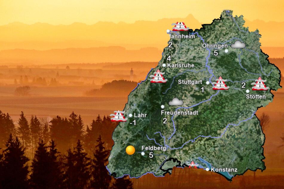 Wetter in Baden-Württemberg: Wer sich jetzt auf Sonnenschein freuen kann, und wer nicht