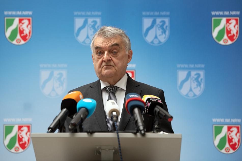 Herbert Reul (CDU) ist der Innenminister von Nordrhein-Westfalen.