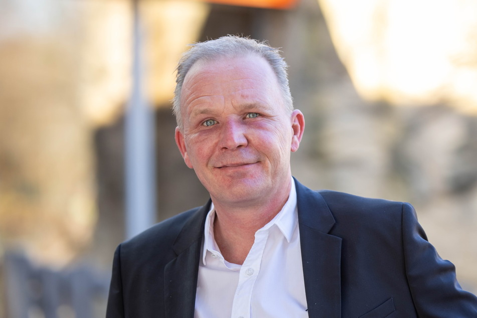 Sieht den Dresdner Zoo nicht in einer digitalen Vorreiterrolle: Direktor Karl-Heinz Ukena (50).