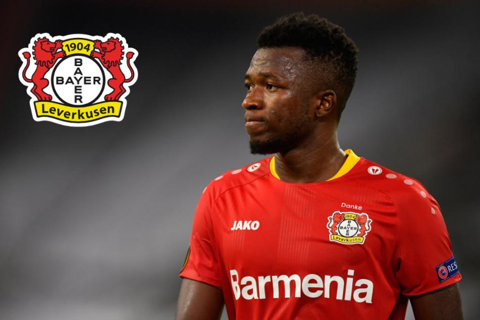 Leverkusens Edmond Tapsoba positiv auf Corona getestet!