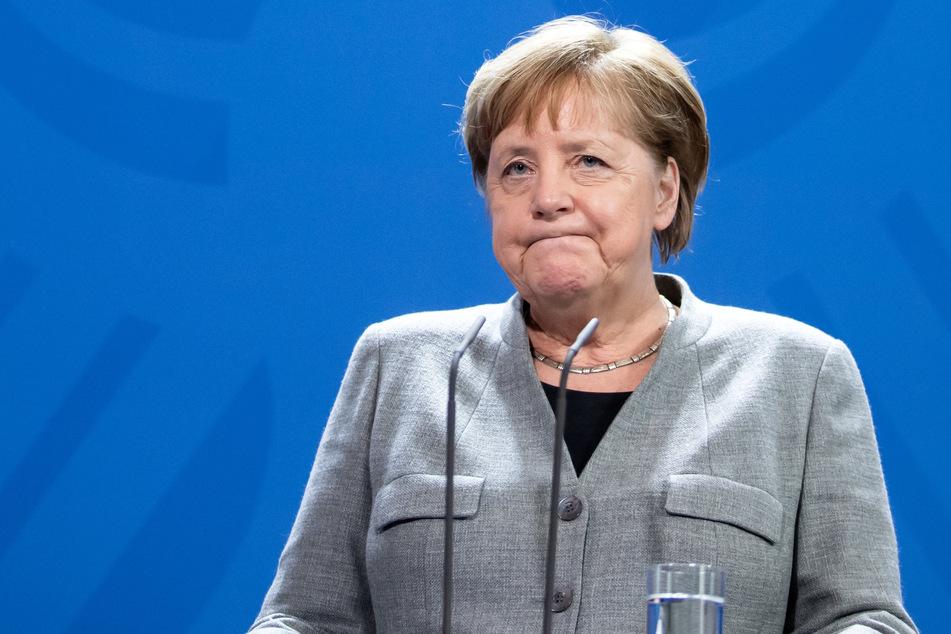 Wegen Corona: Merkel-Besuch in Dresden abgesagt