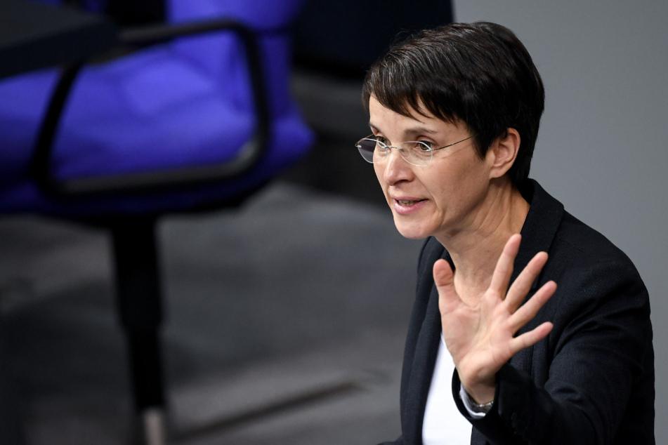 Zu wenig Platz: Prozess gegen Frauke Petry verschoben