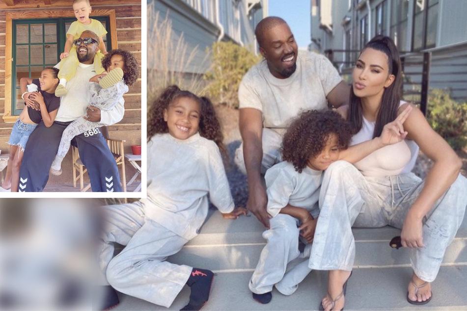 Kanye West responds to Kim Kardashian's divorce filing with custody request