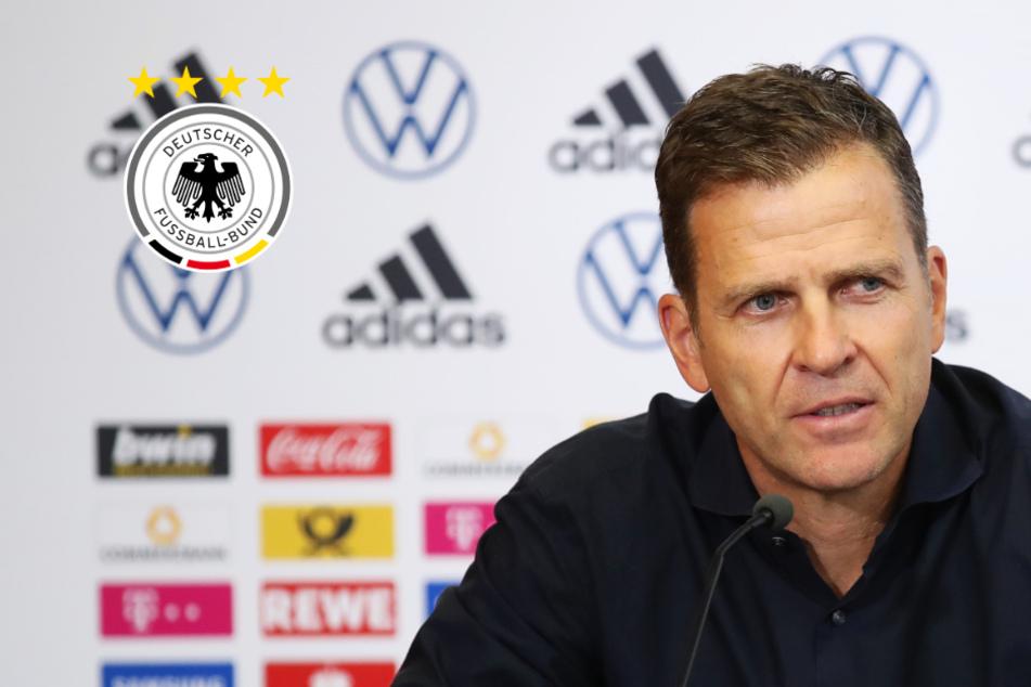 DFB: Oliver Bierhoff kündigt nach Shitstorm wegen Charterflug Konsequenzen an!