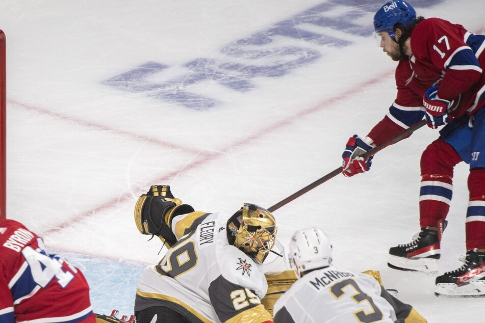 NHL Playoffs: The Canadiens win two straight to take the series lead over the Knights