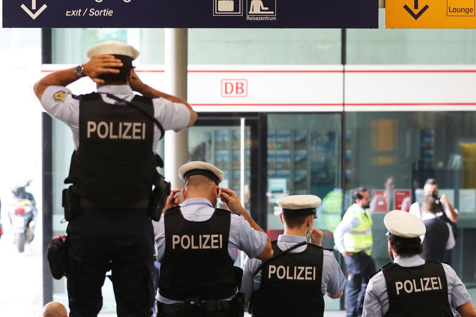 Nach Angriffen: Immer wieder sind Bundespolizisten dienstunfähig