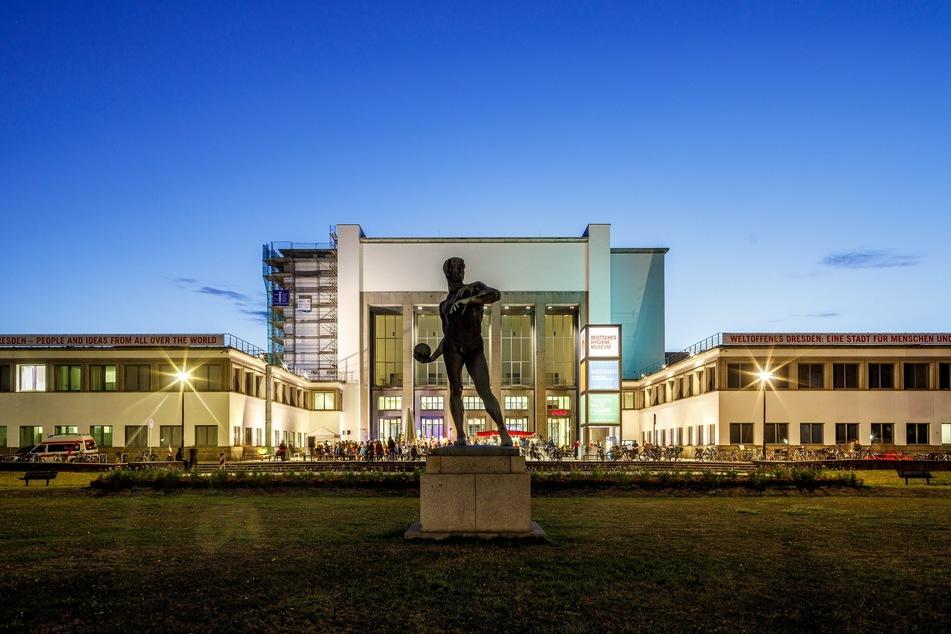 Bis spät abends stehen am Samstag in 38 Museen die Türen für Interessierte offen, so auch im Hygienemuseum.