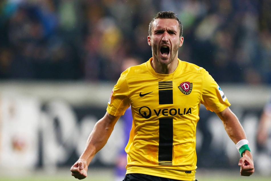 Ex-Dynamo-Relegationsheld Idir Ouali erzielt endlich sein erstes Saisontor!
