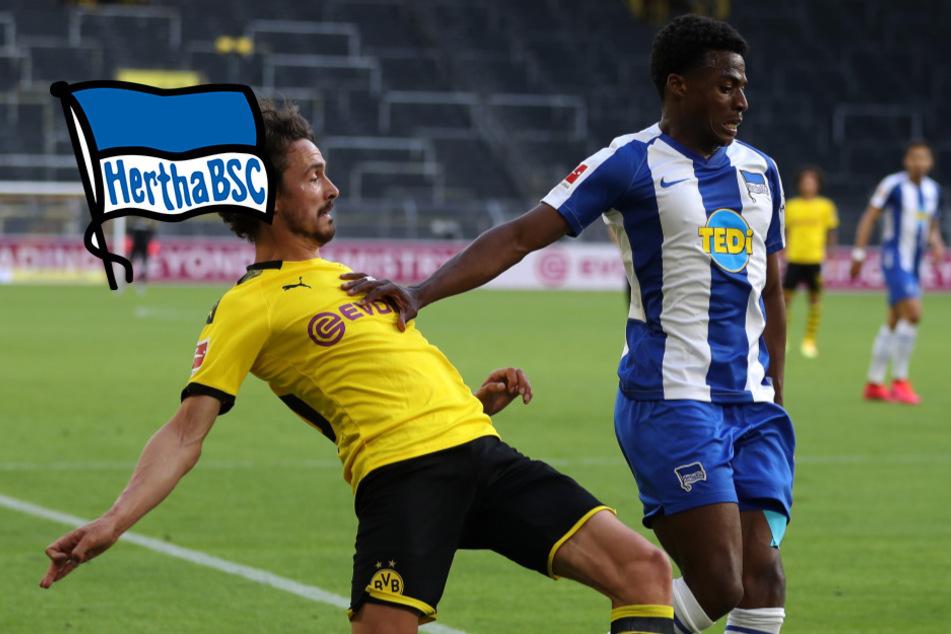 Hertha mit Verletzungspech: Saison-Aus für Dilrosun!