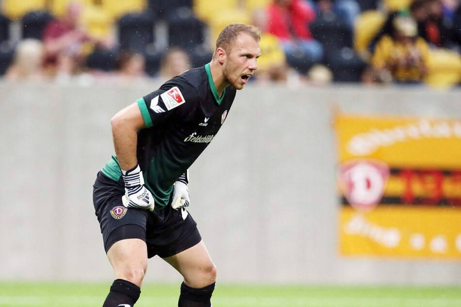 Torhüter Marvin Schwäbe (26) spielte in Deutschland schon für Dynamo Dresden. Er hat beim 1. FC Köln einen Vertrag bis 2024 unterschrieben.
