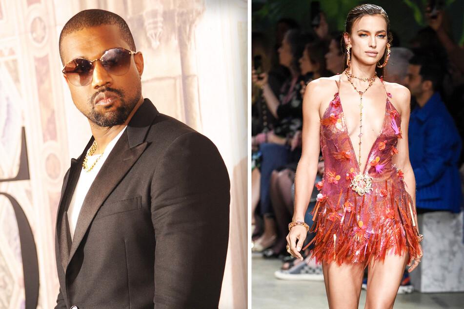 Rumors swirl around Kanye West and Bradley Cooper's supermodel ex!