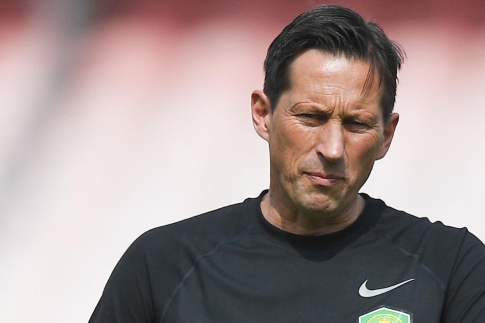 Roger Schmidt (53) wechselte im Sommer zu PSV Eindhoven. In bislang elf Spielen weist er einen Punkteschnitt von 2,27 auf.