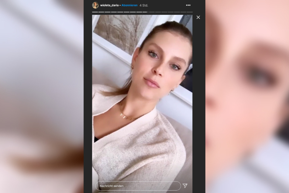 Wioleta Psiuk (29) sprach nach der Sendung auf Instagram über das Interview.
