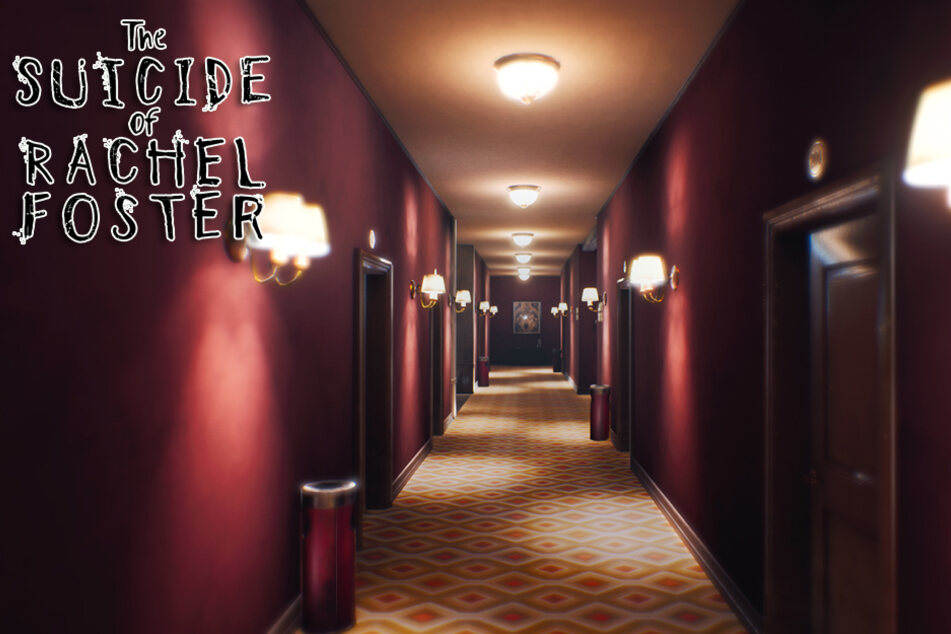 The Suicide of Rachel Foster: Spannender Familien-Krimi im verlassenen Hotel