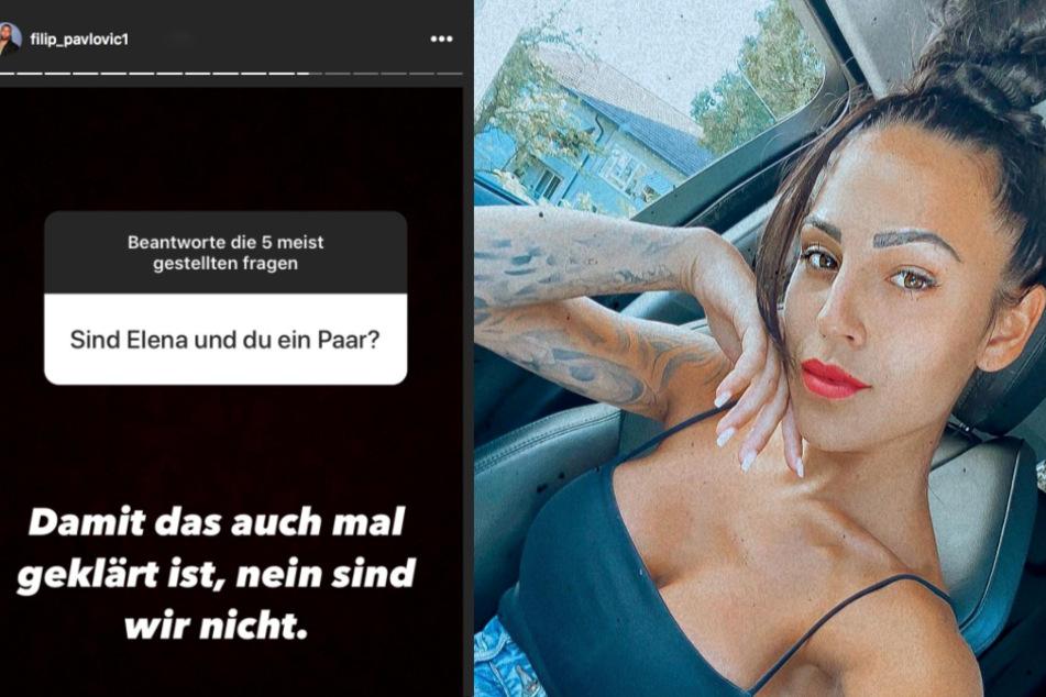 Filip äußerte sich bei Instagram zu den Gerüchten. (Bildmontage)