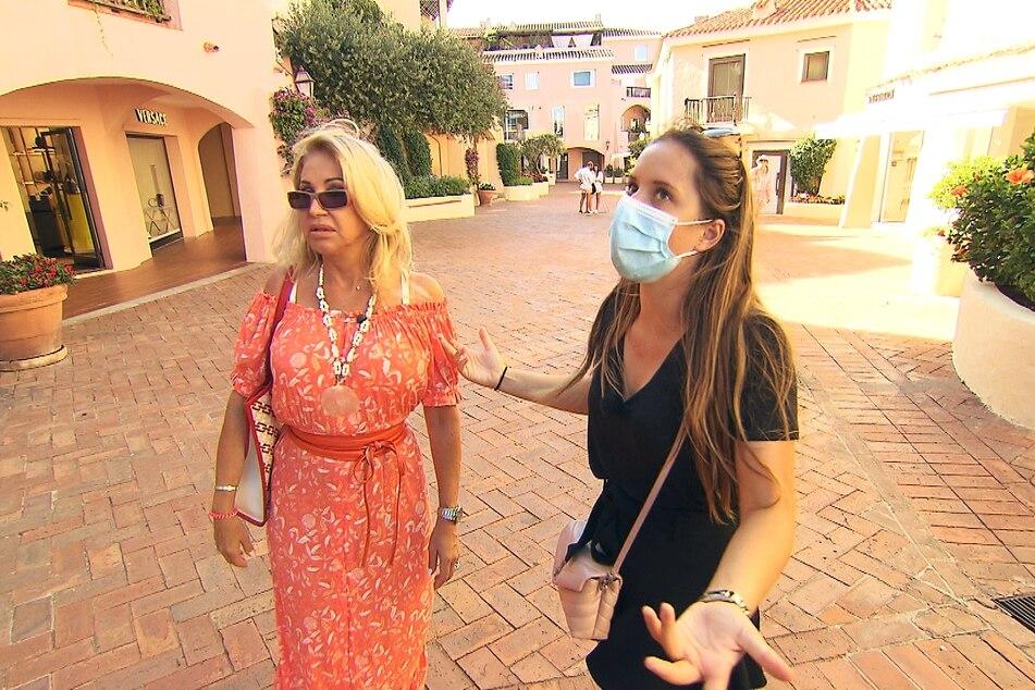 Davina Geiss gönnt sich Luxus-Ohrringe: So unerwartet reagiert Carmen!
