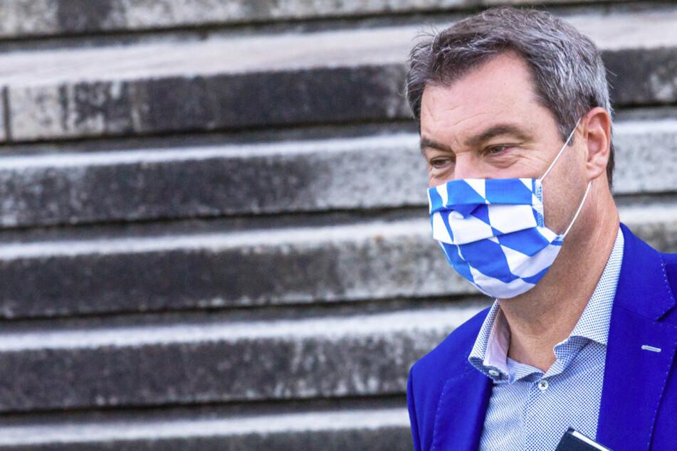 Markus Söder (53, CSU) will mit Eltern, Lehrern, Schülern und Verbänden über das Ferienende beraten.