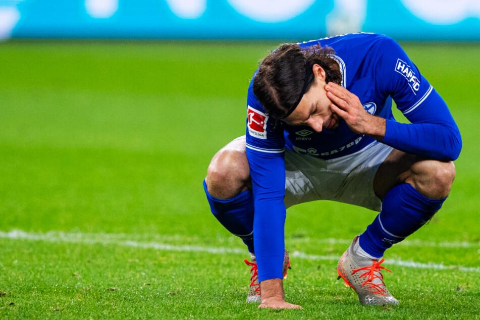 Schalke und Benjamin Stambouli warten weiter auf den dringend benötigten Befreiungsschlag.