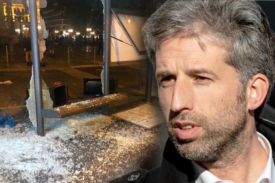 Nach Krawallen: Palmer und OB-Kollegen schreiben Brandbrief wegen krimineller Flüchtlinge