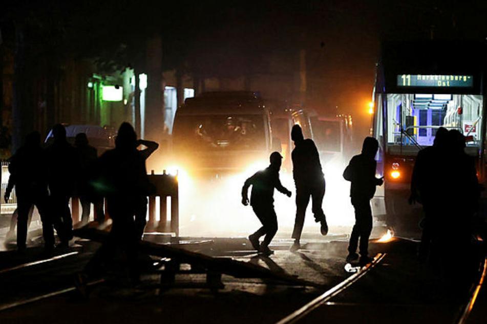 Nach Leipzig-Krawallen wird gegen 52 Verdächtige ermittelt