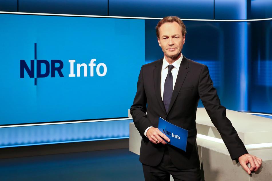 Thomas Kausch (58) verabschiedet sich am 9. Juli vom Publikum im NDR Fernsehen.