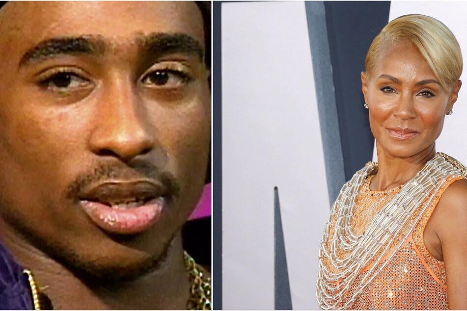Jada Pinkett-Smith honors Tupac's 50th birthday with never-before-seen tribute