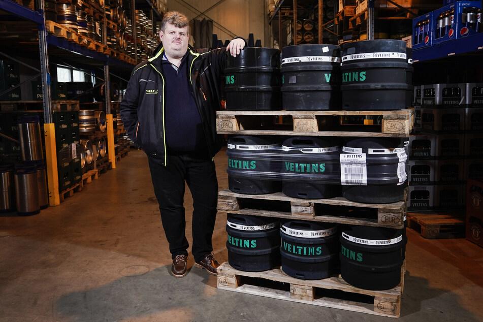 Corona-Not macht erfinderisch: Das macht Getränkehändler aus nicht verkauftem Bier