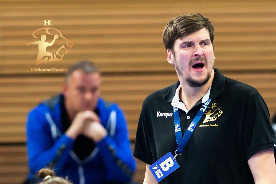 """Elbflorenz-Coach Göde: """"Wir sind nicht so gut, wie wir dastehen!"""""""