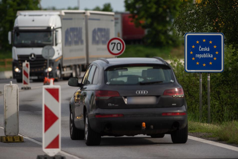 Ab Freitagmittag sind die Grenzen nach Tschechien wieder offen.