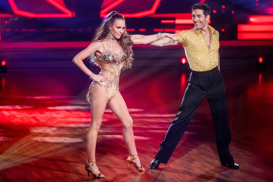 Let's Dance: Laura Müller hat plötzlich neuen Tanzpartner