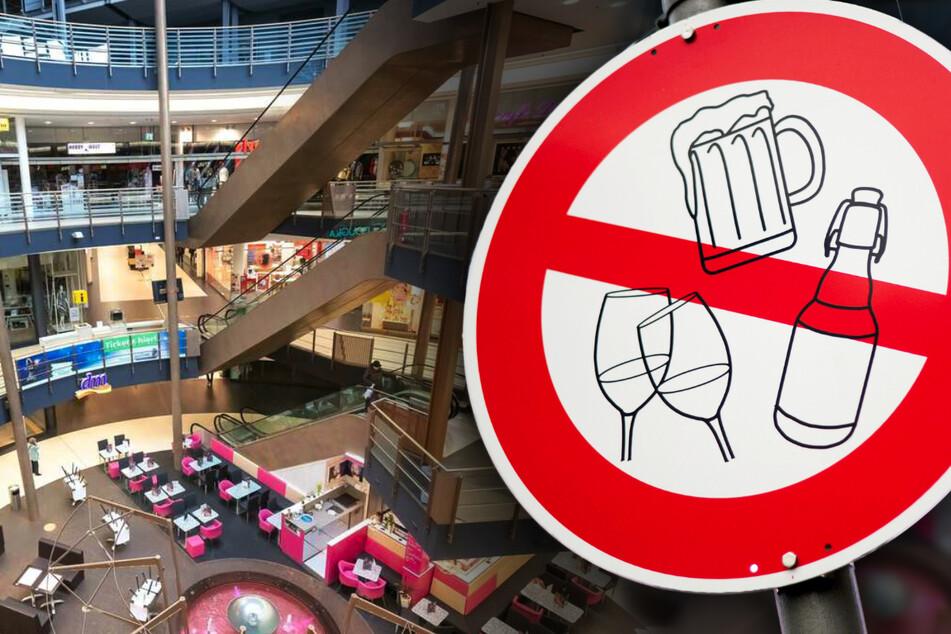Alkoholverbot, Ladenschließungen und weitere Knallhart-Maßnahmen könnte es bald wieder in Chemnitz geben, wenn die Inzidenz weiterhin über 100 liegt.